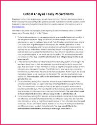 critical analysis example bio letter format critical analysis example critical analysis essay example paper 130882 critical