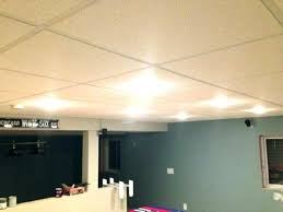 basement lighting options. Drop Ceiling Led Lighting Options Basement Alternatives Design With Designs Co Within Decorations 5 . Down N