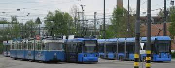 Trams in Munich