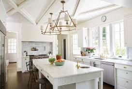 kitchen lighting design ideas. 32 Beautiful Kitchen Lighting Ideas For Your New - Brass Chandeliers Kitchen Lighting Design Ideas