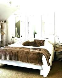 Glass Mirror Bedroom Set Mirrored Headboard Bedroom Set Mirrored ...