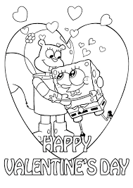 Small Picture Valentines Day Coloring Pages Coloring Coloring Pages