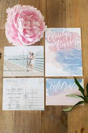 watercolor wedding invitations cloveranddot com How To Make Watercolor Wedding Invitations watercolor wedding invitations and get ideas how to make fetching wedding invitation appearance 11 Wedding Invitation Templates