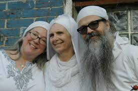 santokh daya and nirmal are the kundalini yoga teachers at the yoga retreat in