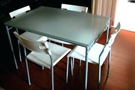 glass table with chairs amazing glass top dining table and glass table tops creative of round glass table with chairs
