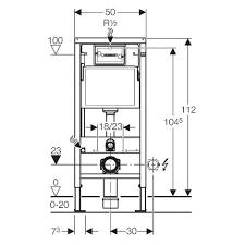 toilet fixing frame ing guide
