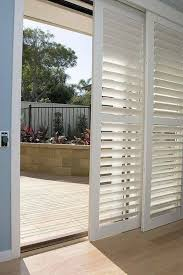 options available for covering sliding glass doors