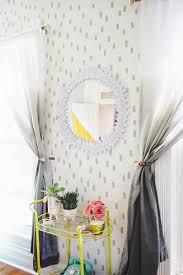 Diy Mirror Delicate Sunburst Mirror Diy A Beautiful Mess