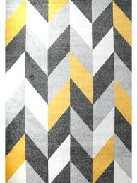 geometric carpet ginger yellow grey rug x uk