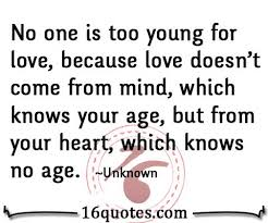 Young Love Quotes Gorgeous Love Quotes Young Quotes