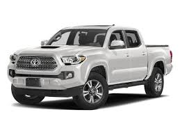 2018 Toyota Tacoma TRD Sport 4X4 Truck For Sale On Huntington ...