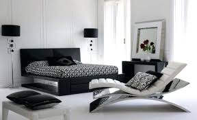 contemporary black bedroom furniture. Modern Black Bedroom Set Furniture Leather Contemporary