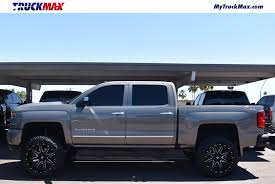 2017 Used Chevrolet Silverado 1500 JUST ARRIVED .LIFTED 17 ...