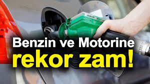 Benzin ve Motorine rekor zam! - FINDIK TV