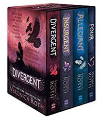 divergent series boxed set books 1 4 divergent series boxed set books 1 4 veronica roth