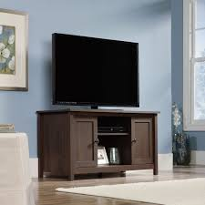 Sauder Tv Cabinet Sauder 416923 County Line Rum Walnut Tv Stand
