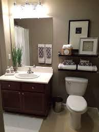 Paint Color Is Taupe Tone By Sherwin Williams Guest Bathroom Decor Small Bathroom Ideas On A Budget Modern Bathroom Decor