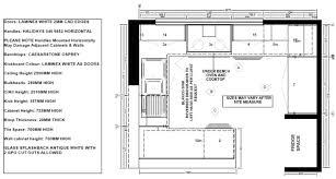 plan galley kitchen design