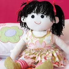 Cloth Doll Patterns Impressive 48 UltraCute Homemade Rag Doll Tutorials