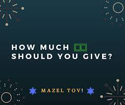 bar bat mitzvah gift amount 2018 how much money should you give amen v amen