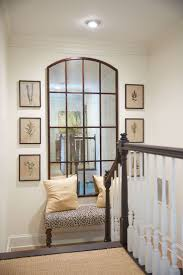 Hallway Ideas Wallpaper Staircase Landing Decorating Small