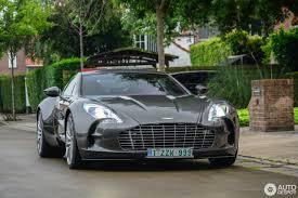 Aston Martin One 77 12 September 2018 Autogespot