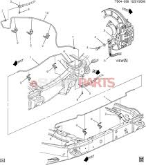 2005 trailblazer parts diagram luxury esaabparts saab 9 7x brakes parts brake lines brake