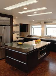 Kitchen Ceiling Kitchen Ceiling Modern Types Of Ceiling Finishing In The Kitchen