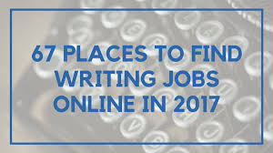 places to writing jobs online in location rebel