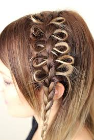 Bows In Hair Style Best 20 Bow Braid Ideas No Signup Required Sock 5853 by wearticles.com