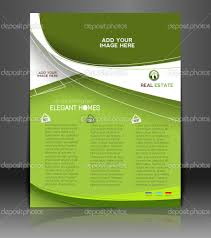 brochure real estate brochure template photos of latest real estate brochure template medium size