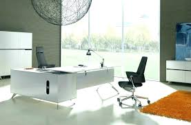white home office desks. White Home Office Furniture Modern Desks L Shaped Desk .