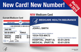 Medicare Claim Form Best New Medicare Cards Coming Soon Consumer Information