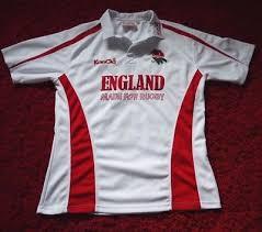 kooga made for rugby polo shirt large england team shirt embroidered nice