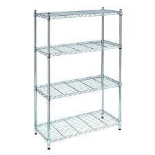 Wire Racks For Kitchen Storage Garage Shelves Racks Garage Storage Storage Organization