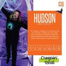 Hudson Size Chart 65 Best Halloween Capsule Images In 2019 Halloween