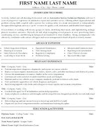 Maintenance Technician Resume Sample Maintenance Technician Resume Sample Resume For Maintenance