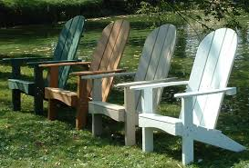 Tailwind Furniture Revcled Plastic Adirondack Chairs Lifeguard Equipment