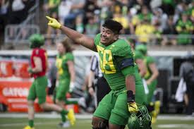 Oregon Ducks Football Roster Depth Chart Oregon Releases First 2019 Depth Chart Addicted To Quack