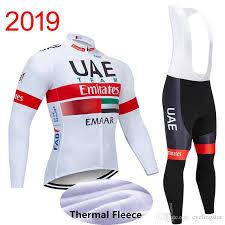<b>Ropa Ciclismo Hombre</b> 2019 UAE Men Pro Team <b>Cycling</b> Jersey ...