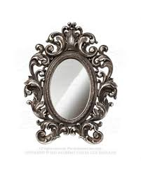 Ornate hand mirror Black Rbi Hand Mirror Ornate Filigree Dressing Table Mantel Piece Victorian Gothic Romance Better Homes And Gardens Hot Sale Rbi Hand Mirror Ornate Filigree Dressing Table Mantel