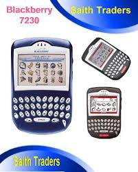 Blackberry 7230 (Vodafone) Mobile Phone ...
