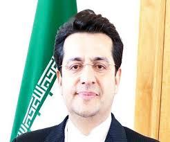 Image result for سیدعباس موسوی سخنگوی وزارت امور خارجه