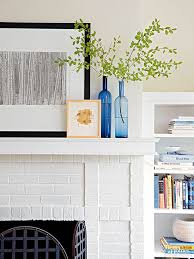 if you ve got a free afternoon then you ve got time to give your brick fireplace surround a dramatic new look all it takes is a little elbow grease