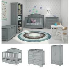 grey furniture nursery. Grey Nursery Set Furniture