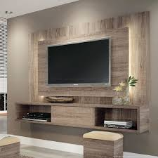 Led Wooden Wall Design Living Room Led Background Wall Design Wooden Tv Cabinet