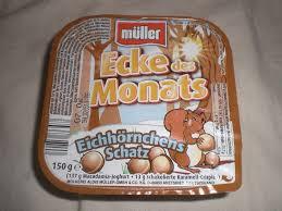 Müller Ecke Des Monats Eichhörnchens Schatz Macadamia Nut