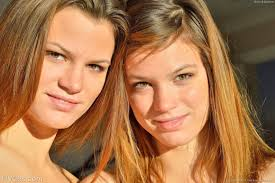 Teen Shaved Romi And Raylene with Thick Labia from FTV Wearing.