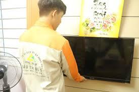 Nguyên nhân và cách khắc phục màn hình Tivi bị sọc