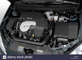 2007 Pontiac G6 GT in Green - Engine Stock Photo, Royalty Free ...